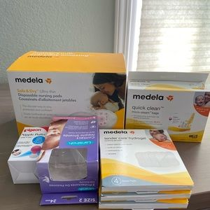 Breastfeeding bundle medela and lansinoh